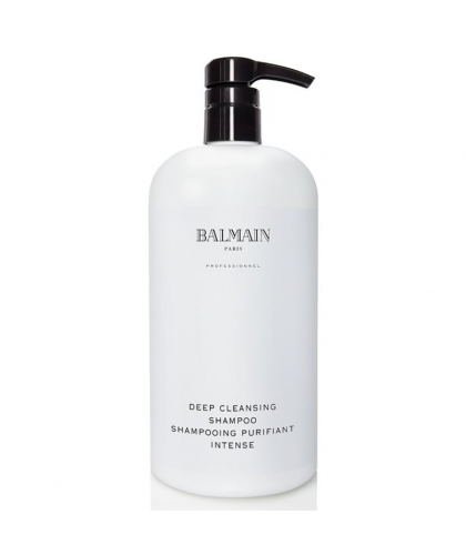 Balmain Professional Aftercare Deep Cleansing Shampoo 1000 ml |8719638146609