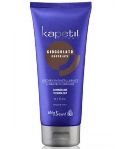 Helen Seward Kapetil glansmasker chocolate 200 ml