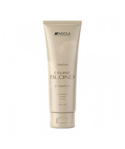 Indola Innova Divine Blond Shampoo 250 ml