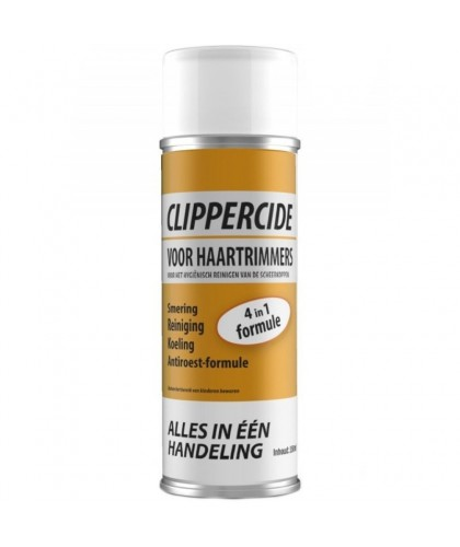 Barbicide Clipercide 4 in 1 spray 350 ml