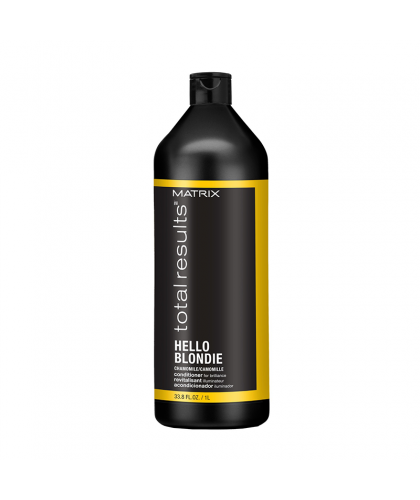 Matrix Total Results Hello Blondie Shampoo Salon 1000 Ml | 3474630741799