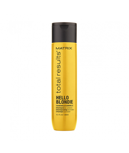 Matrix Total Results Hello Blondie Shampoo Salon 300 Ml | 3474630741751
