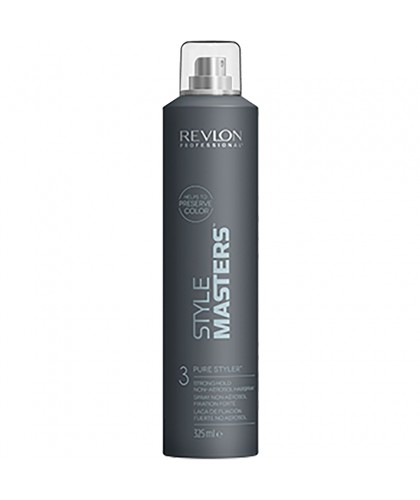 Revlon Style Masters Pure Styler Strong Hold Hairspray 325 ml