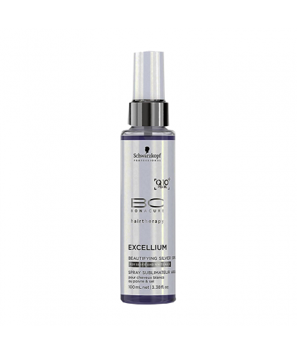 Schwarzkopf Excellium Beautifying Silver Spray 100 Ml | 4045787322729
