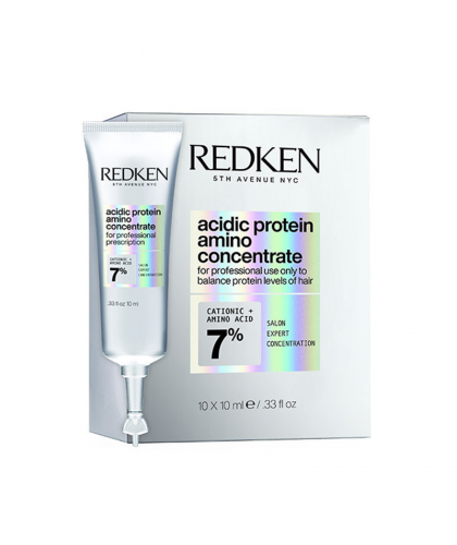 Redken Acidic Protein Amino Concentrate 10x10 ml | 3474637000349