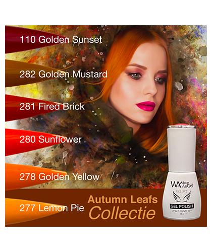 White Angel Autumn Leafs Collectie 10 Ml   7424924544564