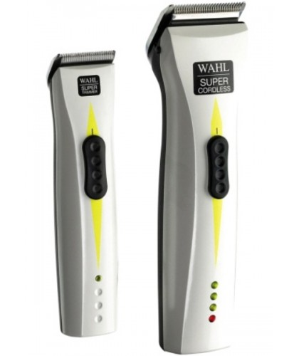 Wahl Super Taper Cordless Combi Pack