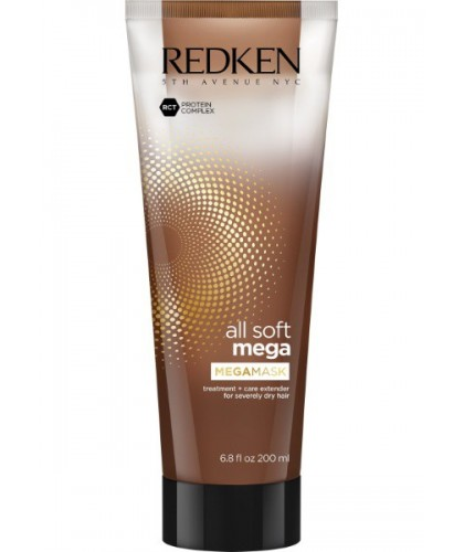 Redken All Soft Mega Rich Mask 200 ml
