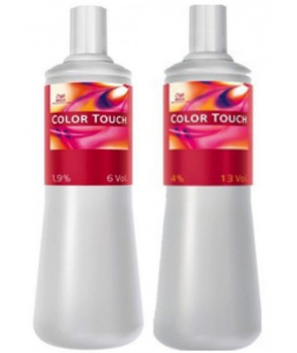 Wella Color Touch Emulsie 4 Procent 1000 ml | 4015600028411