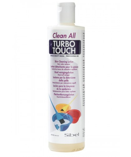 Sibel Turbo Touch Skin Cleaning Lotion 500 ml | 5412058151491