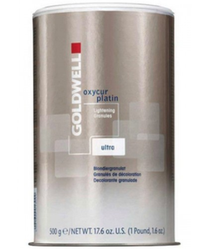 Goldwell Oxycure Platin Ultra 500gr | 4021609013099