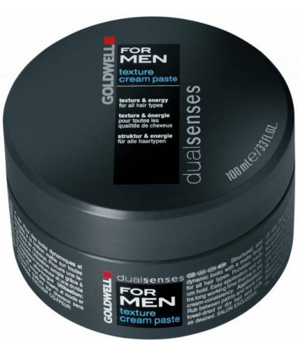 Goldwell For Men Texture Cream Paste 100 ml | 4021609269625