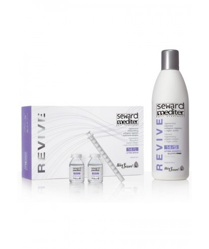 Helen Seward Revive lifting serum 14L en lifting shampoo 14S set