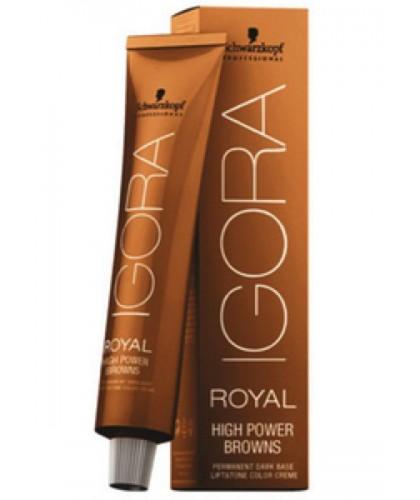 Schwarzkopf Igora Royal High Power Browns 60 Ml | 4045787290001