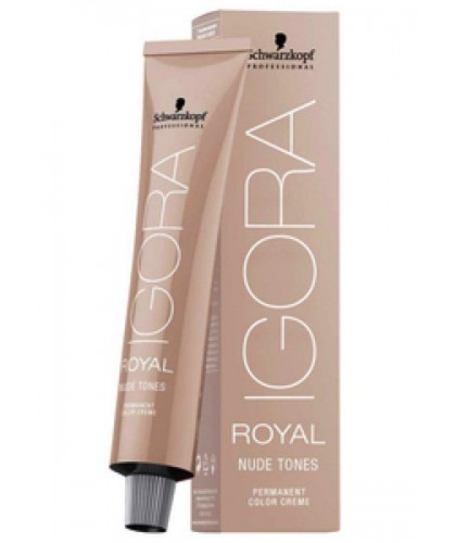 Schwarzkopf Igora Royal Nude Tones 60 Ml | 4045787324000