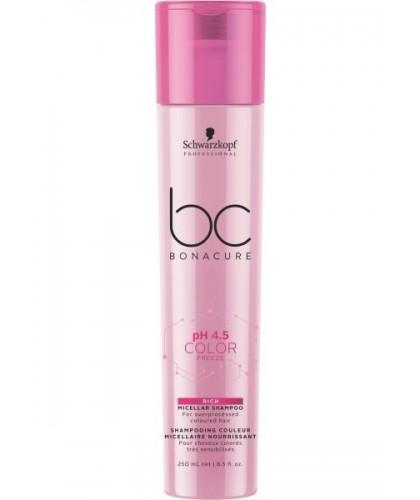 Schwarzkopf Color Freeze Rich Shampoo 250ml | 4045787428810