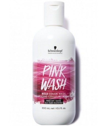 Schwarzkopf Bold Color Wash Pink Wash 300 Ml | 4045787430431