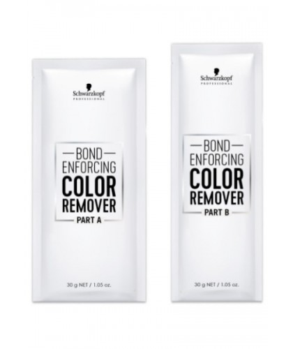 Schwarzkopf Bond Enforcing Color Remover 10x30 Gr | 4045787481600