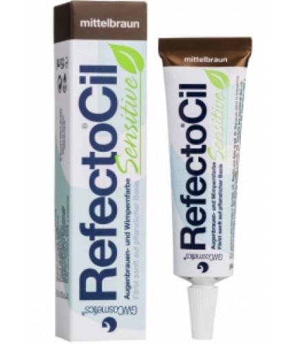Refectocil Sensitive Middelbruin 15 ml