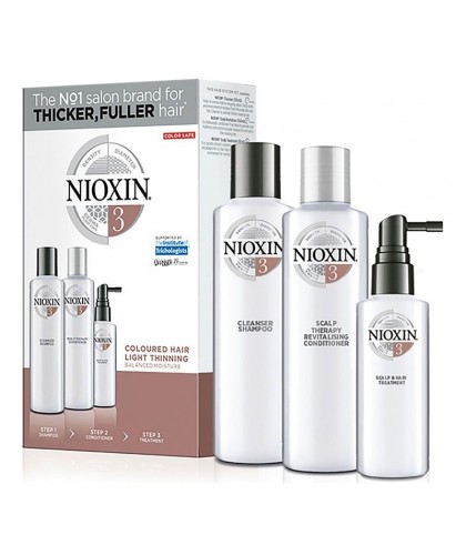 Nioxin Trial Kit System 3 Kit