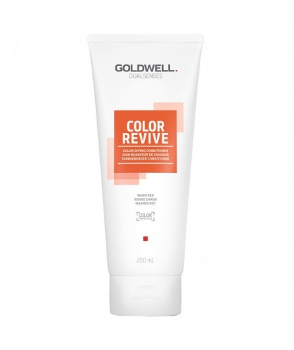 Goldwell Color Revive Conditioner Warm Red 200 ml | 4021609056294