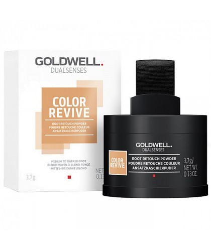 Goldwell Color Revive Root Retouch Powder Medium To Dark Blonde 3