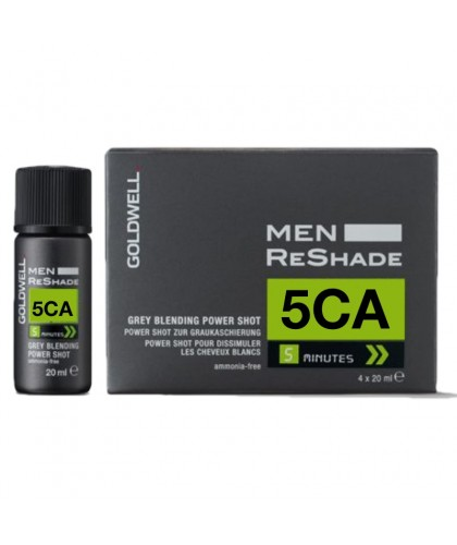 Goldwell Men Reshade 5CA 4x20ml | 4021609140061