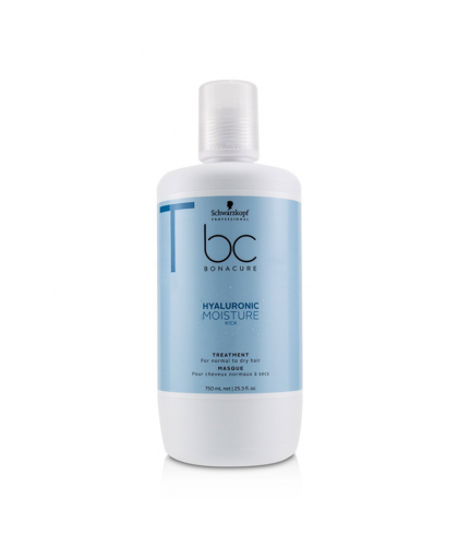 Schwarzkopf BC Hyaluronic Moisture Treatment 750 Ml | 4045787426724