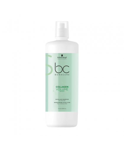Schwarzkopf Collagen Volume Boost Shampoo 1000 Ml | 4045787426960