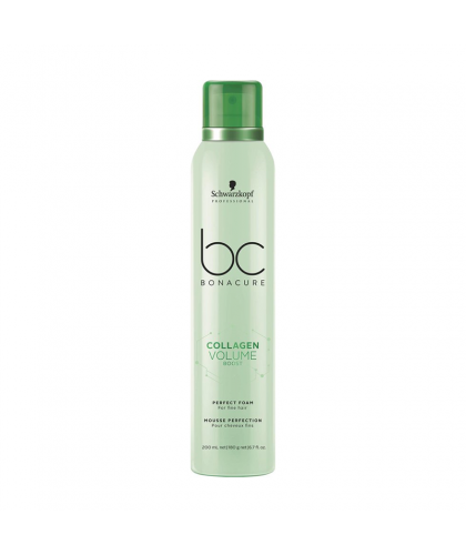 Schwarzkopf BC Collagen Volume Boost Perfect Foam 200 Ml | 4045787430370